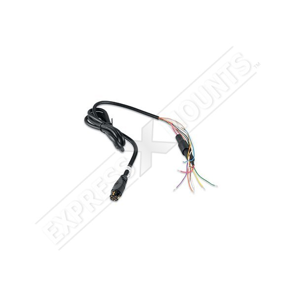 Garmin GPSMAP 276C and 296 Bare Wire Power Data Cable