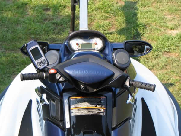 Jet Ski Gps And Mount Photos And Articles