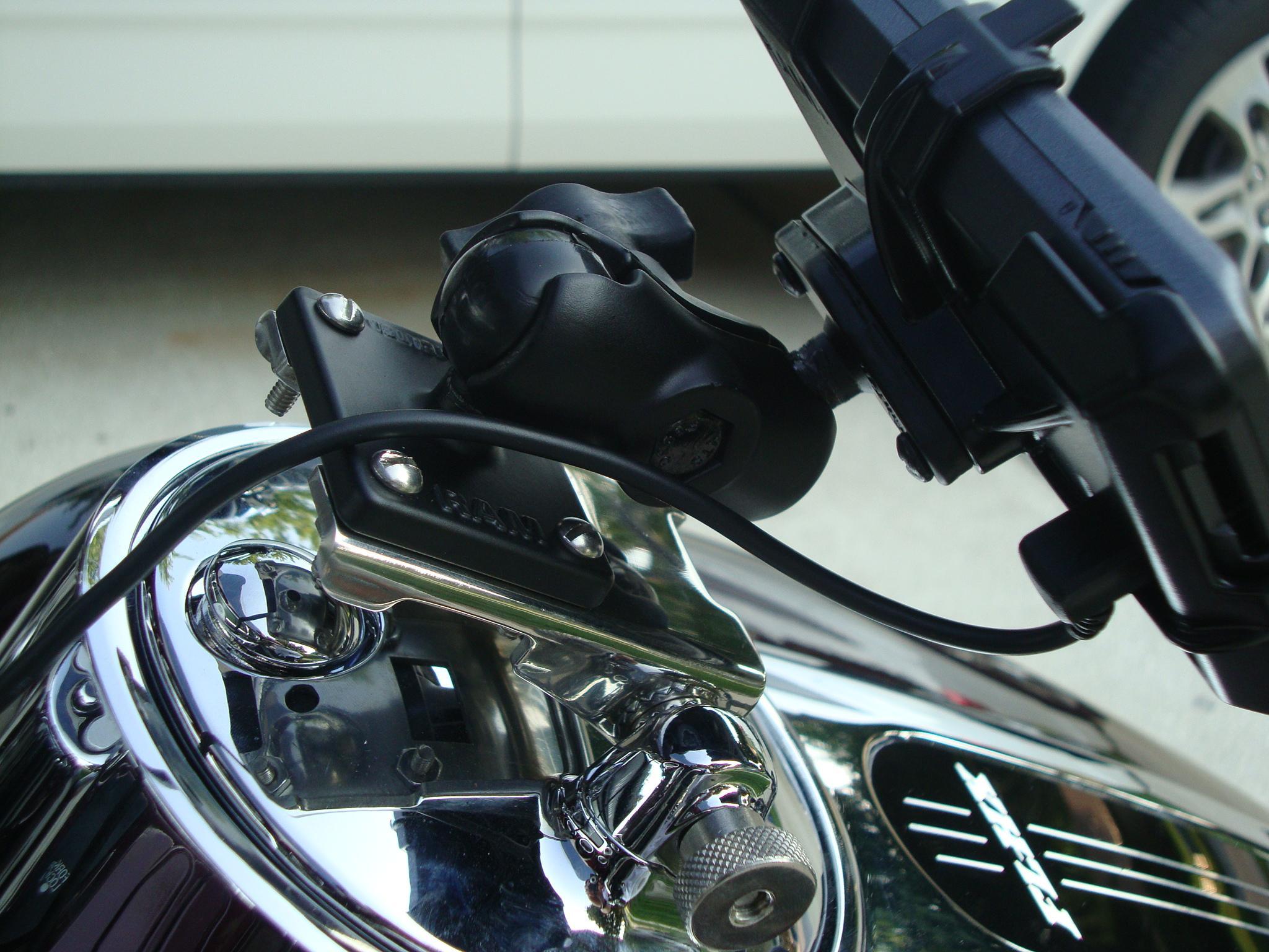 2007 Harley Davidson Fuel Door Mount Gallery Article