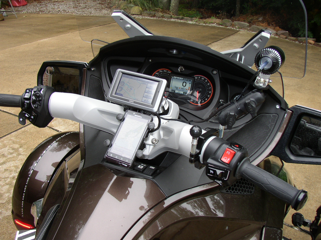 Gps City Ram Mounts On Spyders Gallery Article