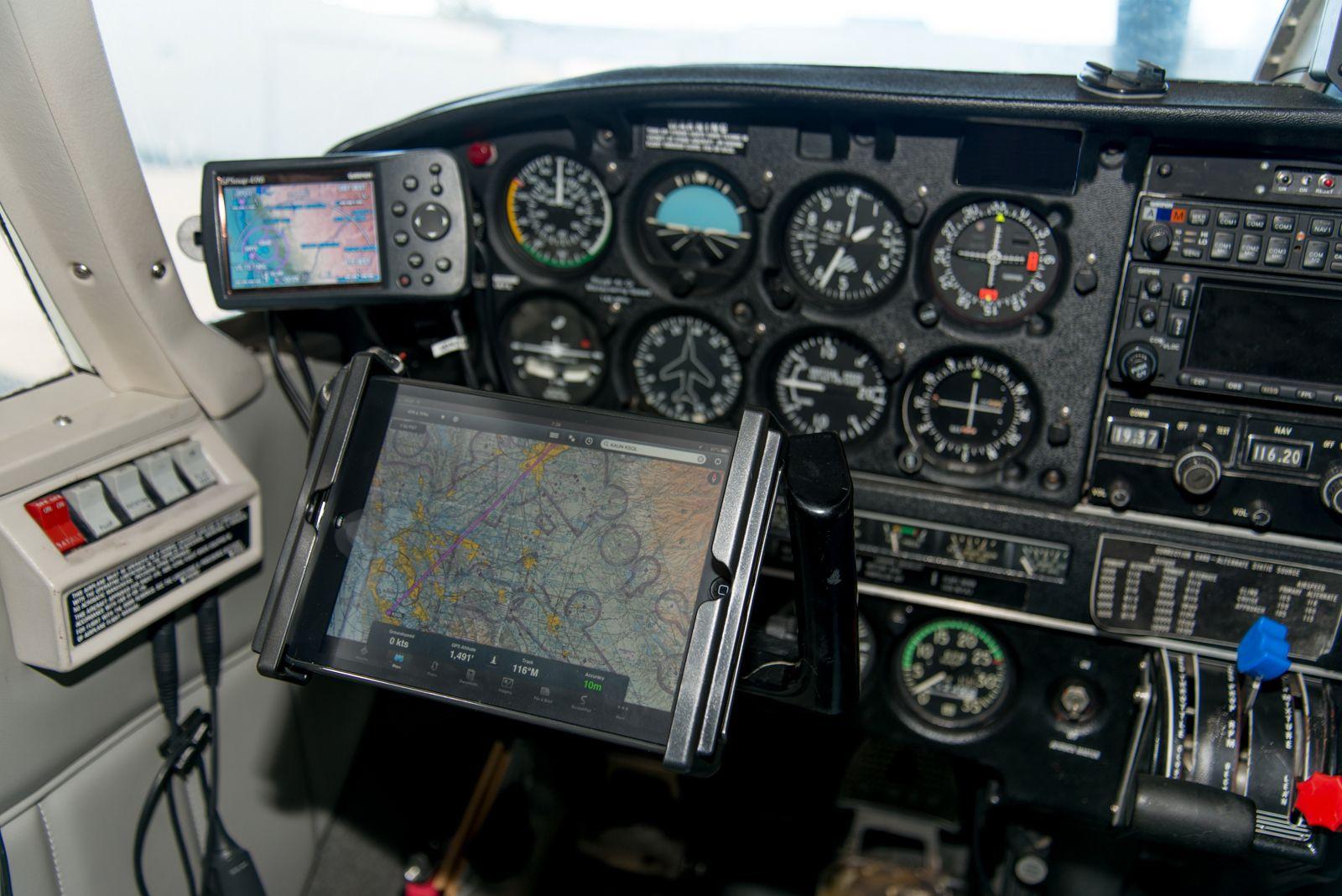Ipad Cockpit Yoke Mount Gallery Article