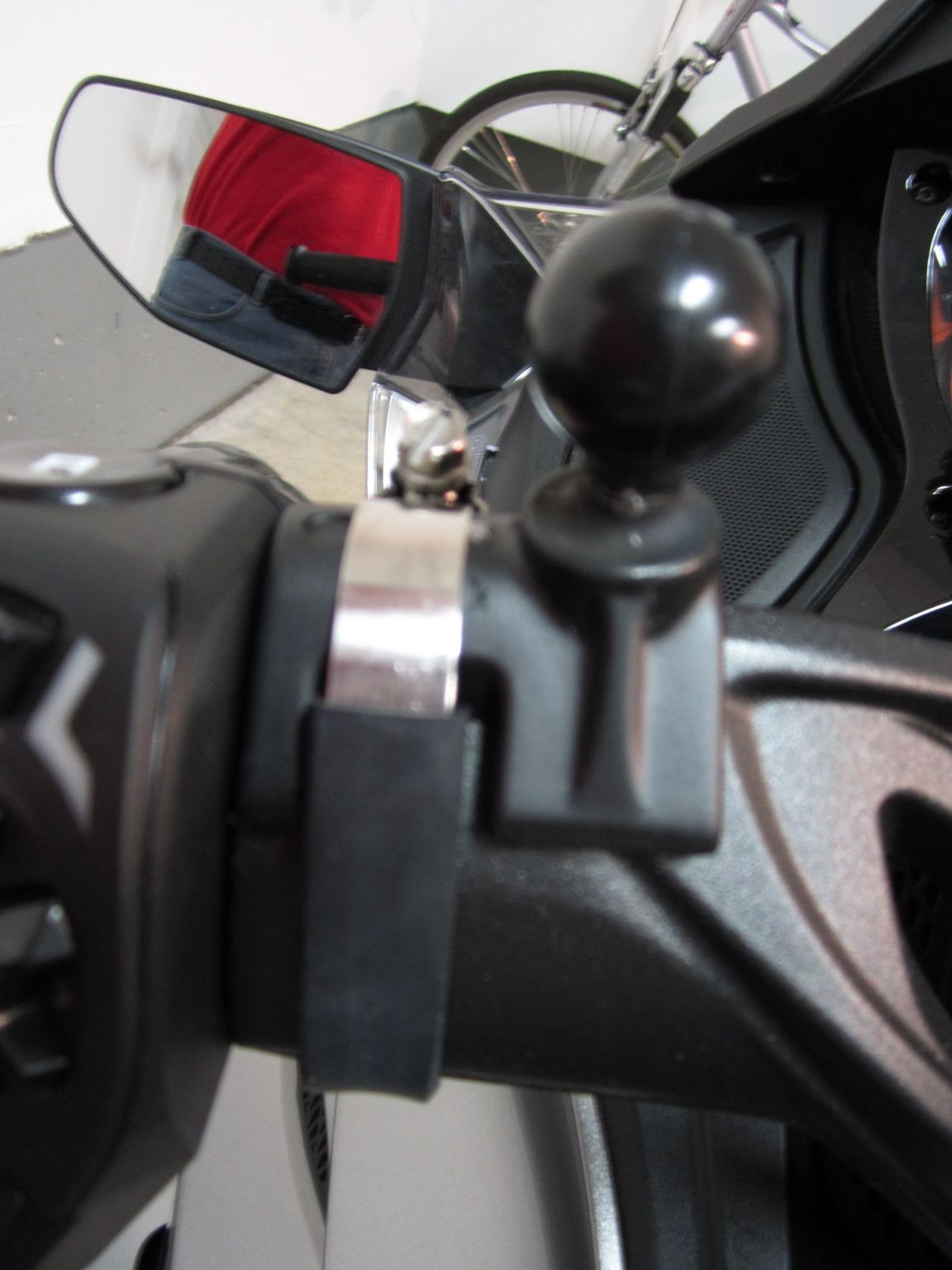 Ram Mount Fits The Can Am Spyder Gallery Article